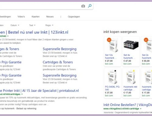 Bing Shopping in Nederland is een feit