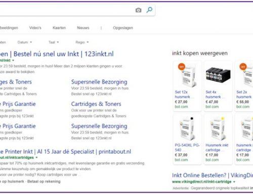 Bing Shopping in Nederland is een feit