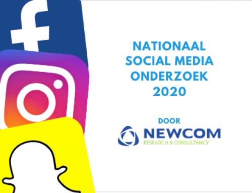 Social Media Onderzoek 2020: ons social media gebruik stijgt