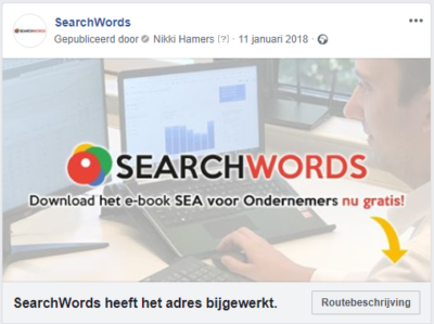 searchwords ebook facebook - overtuigingstechnieken